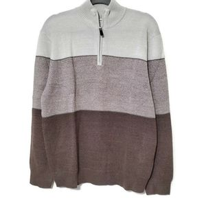 Dockers lightweight colorblocked sweater